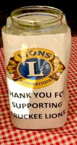 Patrons tipped the club for supporting the community festival.